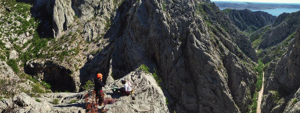 8_Paklenica_climbing_view