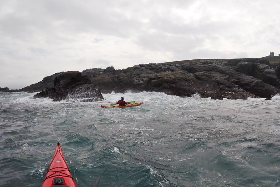 malin head sea kayaking