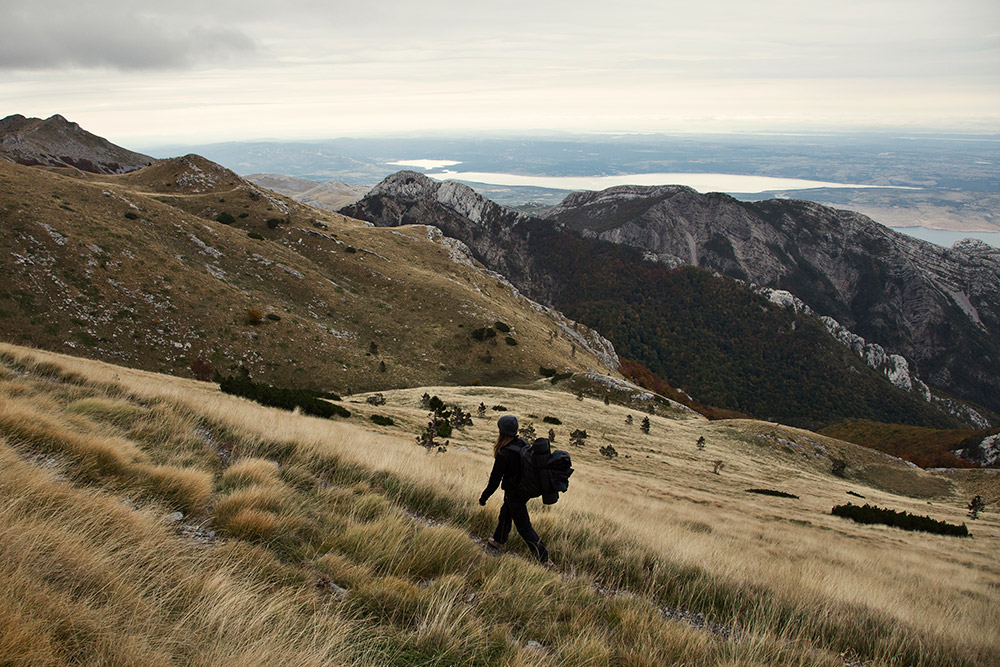 croatia activity holiday - hiking on velebit