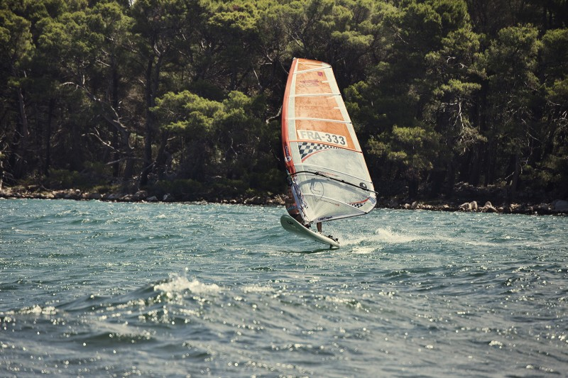 Windsurf adventure holiday in Croatia