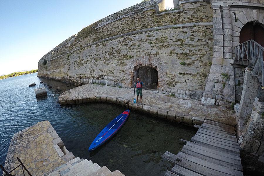 sibenik_paddling