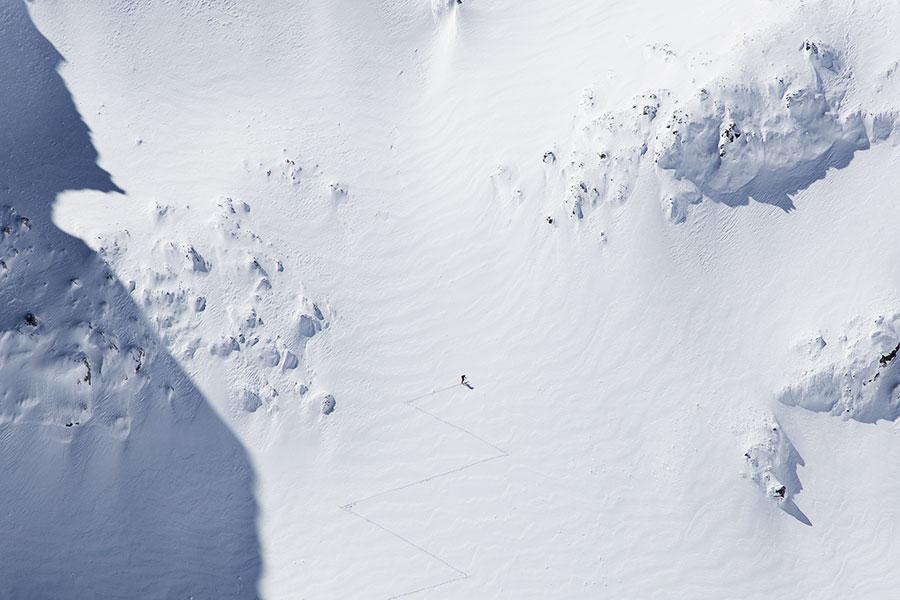 ski touring activity holiday
