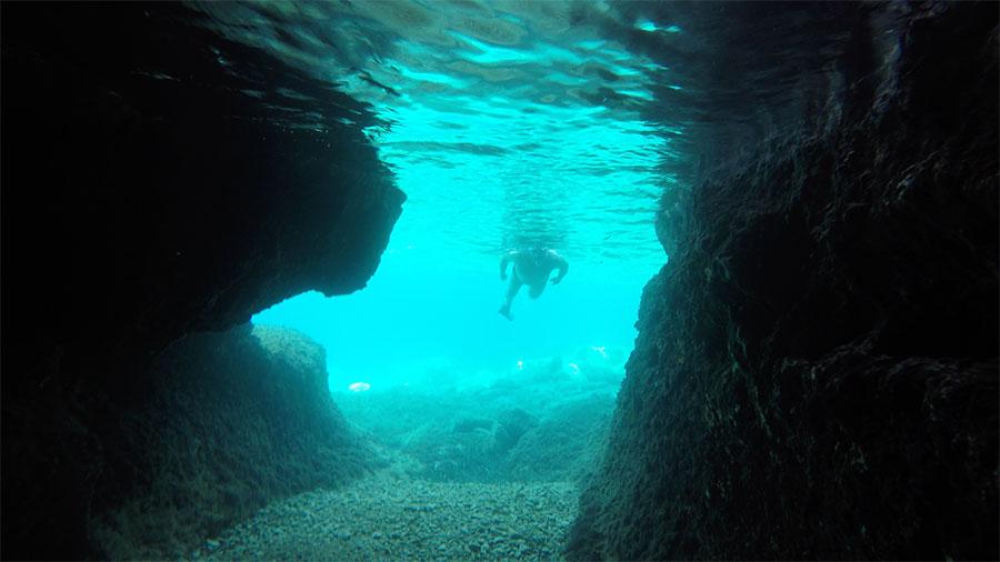 snorkeling holiday in croatia