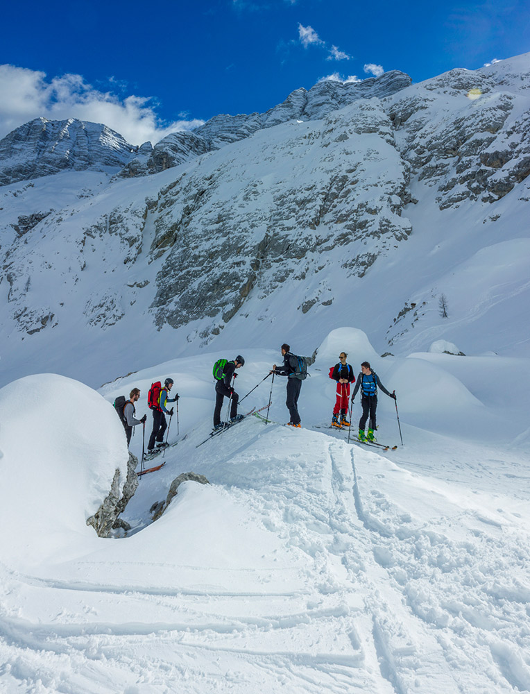 5_ski_touring_technique_in_slovenia
