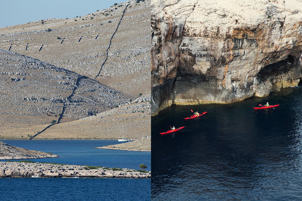 croatia adventure holiday in kornati national park