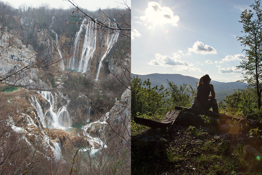 croatia adventure holiday in plitvice national park
