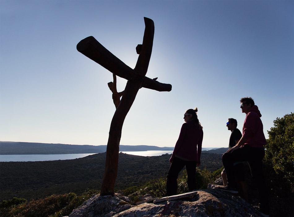 hiking croatia
