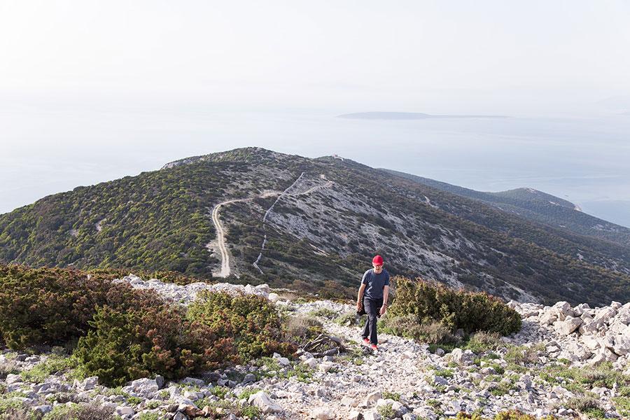 hiking adventure osorcica