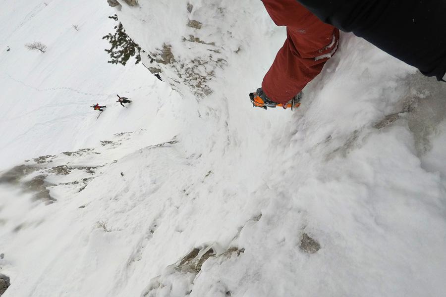 lenuhova grapa ski moujntaineering